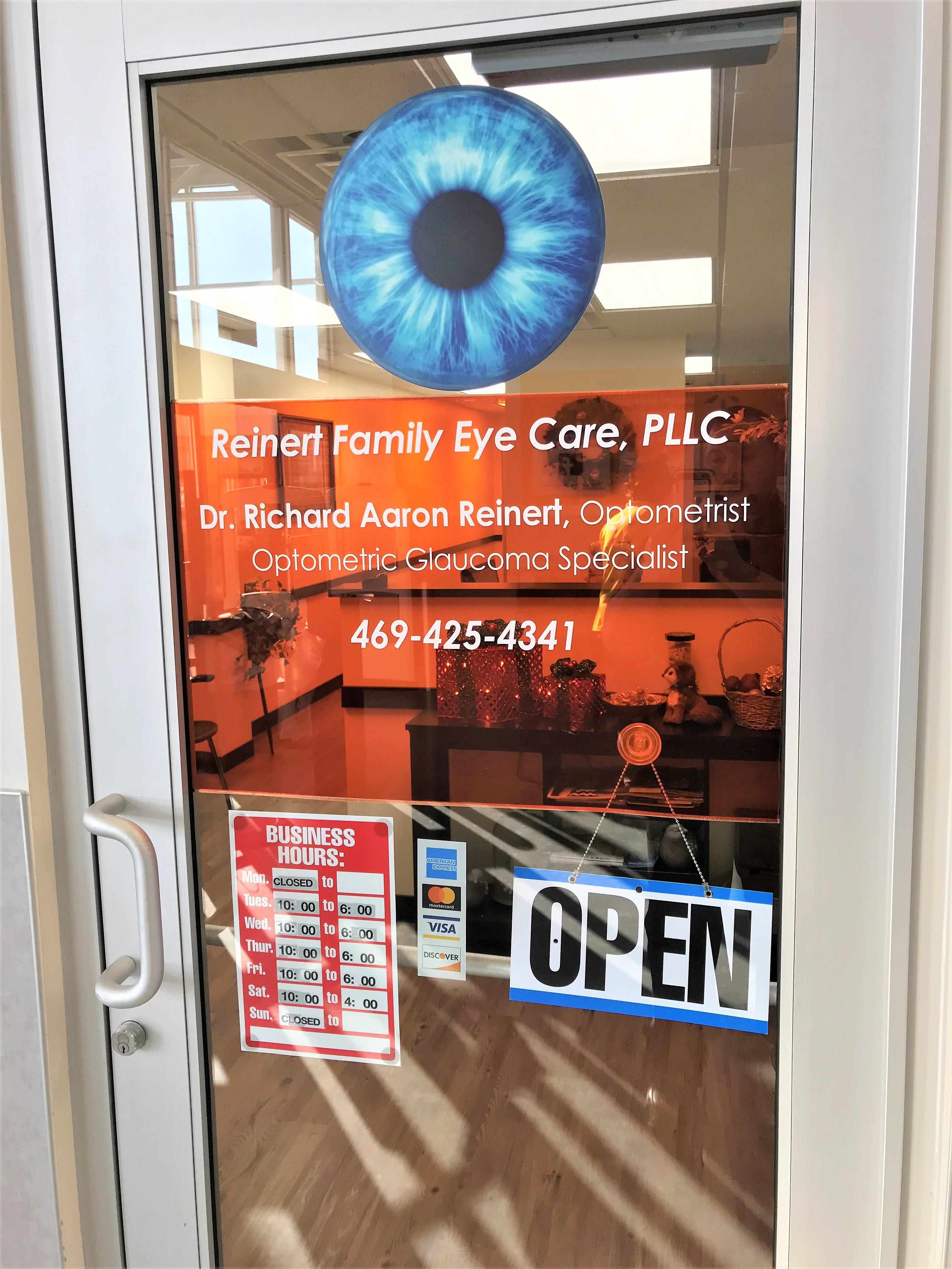 4352a96b83f Reinert Family Eye Care - Optometrist in Anna